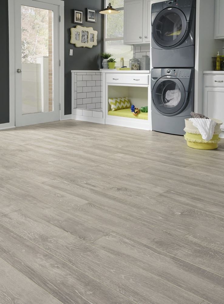 HillsideHickory Pebble Laminate