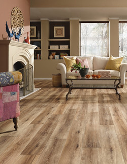 Fairhaven Brushed Natural Laminate
