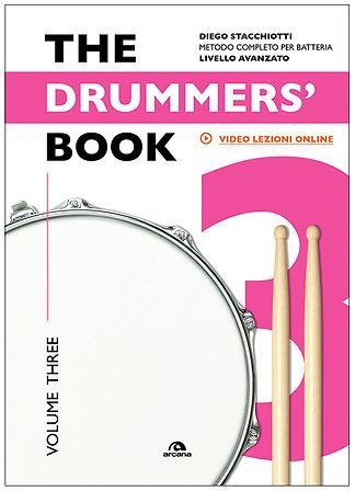The Drummers' Book 3 - copertina sito.jp