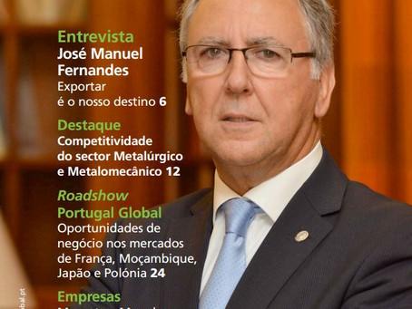 Portugal Global - Entrevista a José Manuel Fernandes