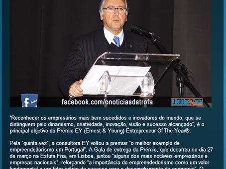 Grupo FREZITE distinguido com Prémio Internacionalização
