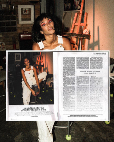 ELLE Quebec Magazine