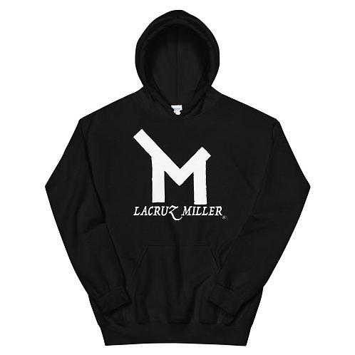 LaCruz Miller Hoodie With White Logo