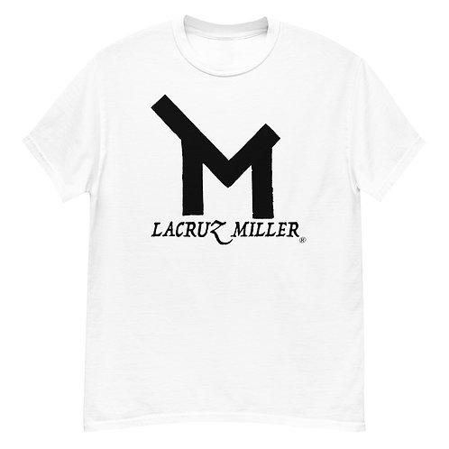 Exclusive LaCruz Miller White Tee