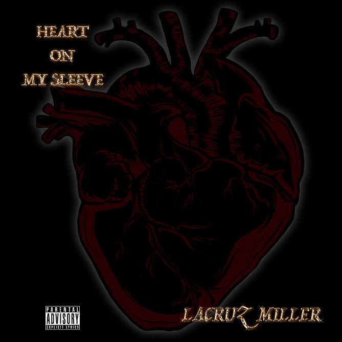 Heart on My Sleeve Red Cover.jpg