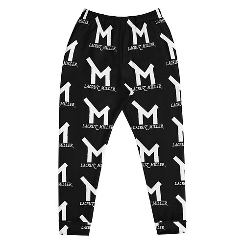 Men's Black LaCruz Miller Joggers