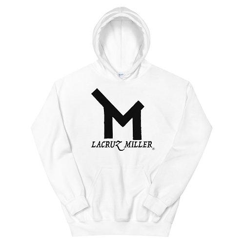 LaCruz Miller Hoodie With Black Logo