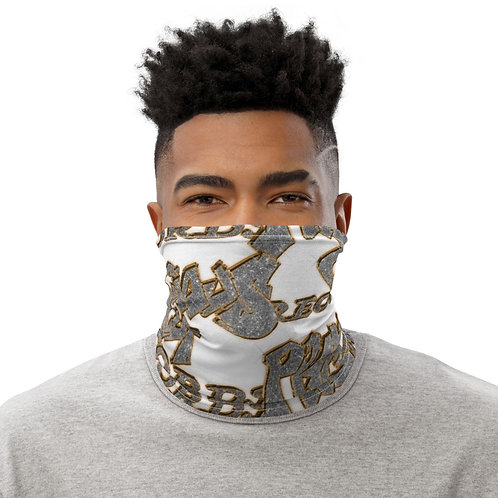 Precious Cut Records Men's and Women's Neck Gaiter