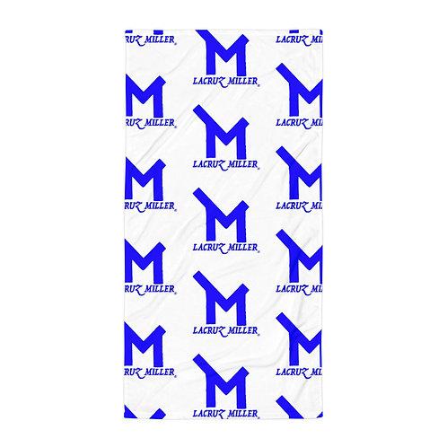 Blue LaCruz Miller Towel