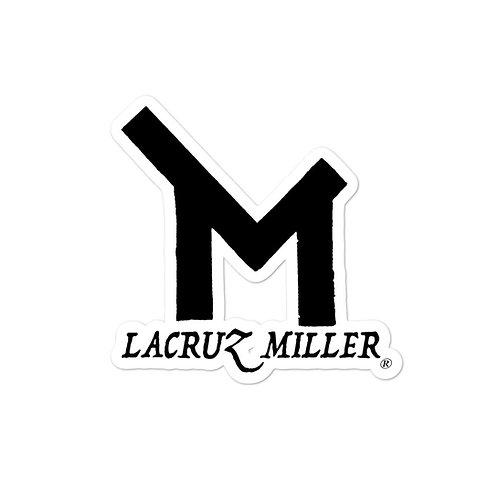 LaCruz Miller stickers