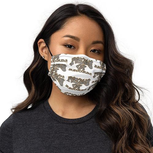 Precious Cut Records Men's and Women's Face Mask