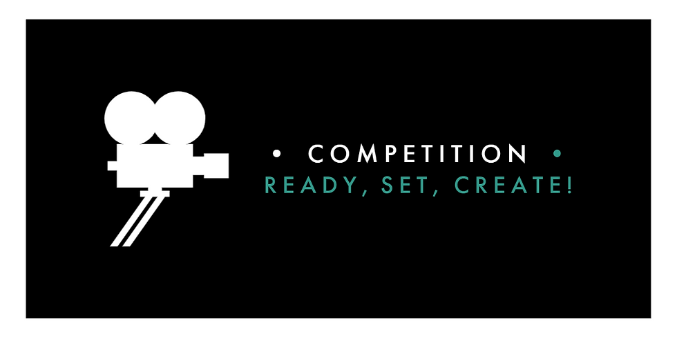 COMPETITION: Ready, Set, Create!