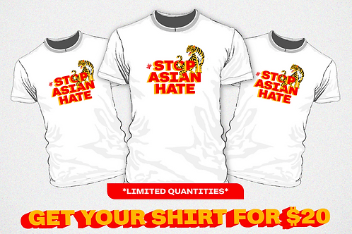 Stop Asian Hate T-shirt