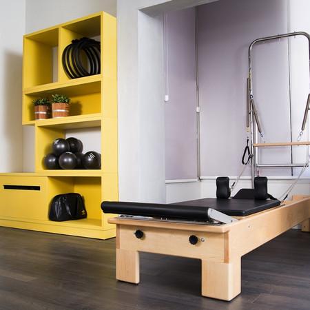 The pilates studio in Ramat Gan
