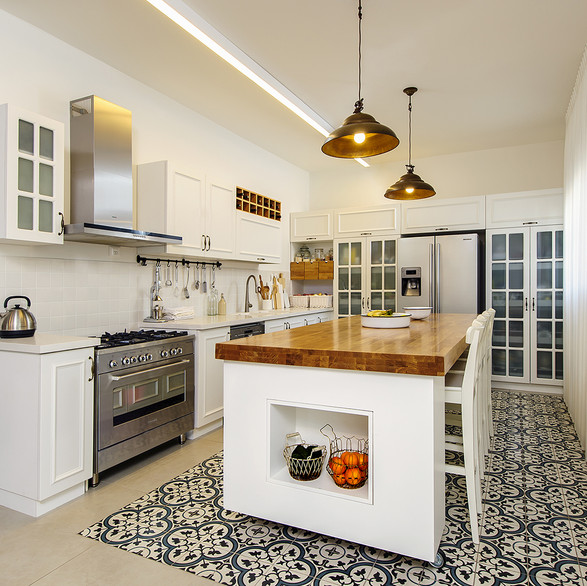 The Duplex in Rehovot
