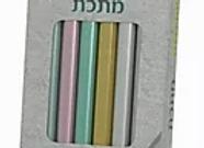 עפרונות מטאלי 6 יח