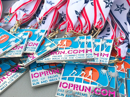 Isle of Palms 10k Race Recap
