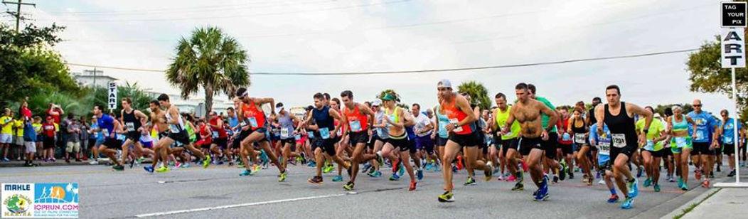 IOP Charity Run