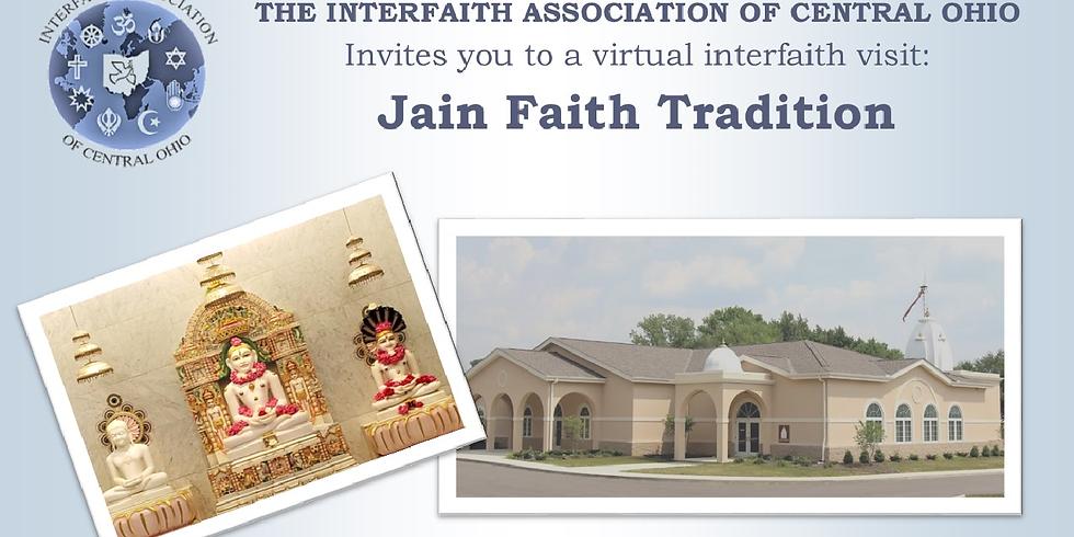 Virtual Interfaith Visit to the Jain Faith