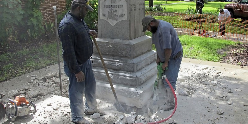 Taking Down Monuments: Iconoclasm & What is at Stake?