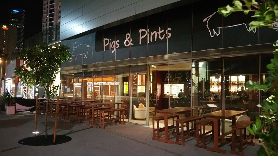 Pigs and Pints