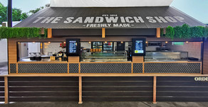 Retro Sandwich Shop Installation at dreamworld