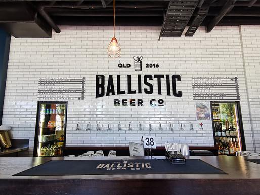 Ballistic Beer Springfield