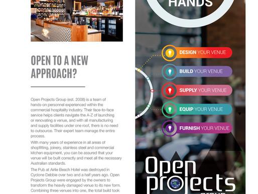 Open Projects Group SHOPFITTING GOLD COAST SHOWCASE