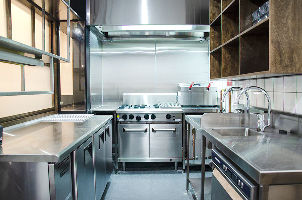 Small Commercial Kitchen Layout at Don't Gnocc it, Broadbeach