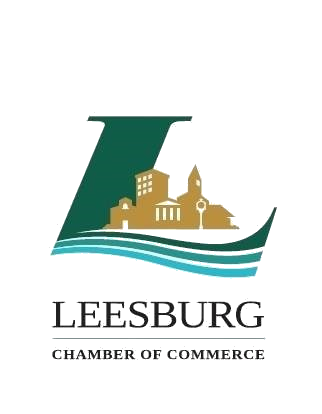 Leesburg Chamber of Commerce Logo Dress Up Your Window, Inc.