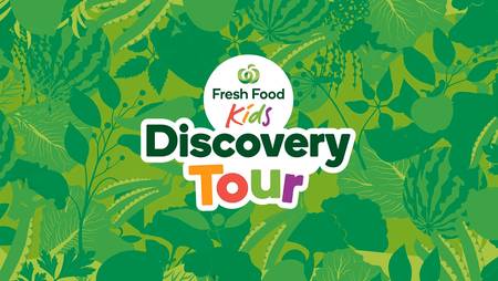 Fresh Food Kids Discovery Tour