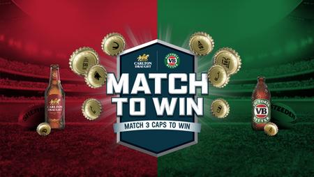CUB Match To Win