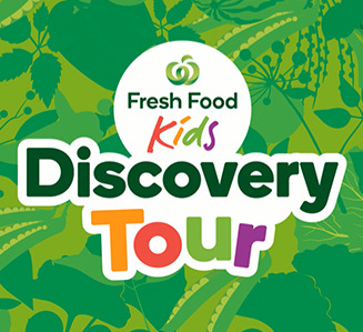 Fresh Food Kids Discovery Tour