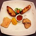 Duo de foie gras maison