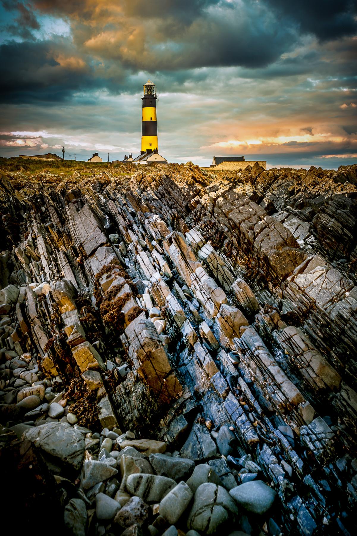 COLOUR - St John's Point by Tom Fairley (9 marks)