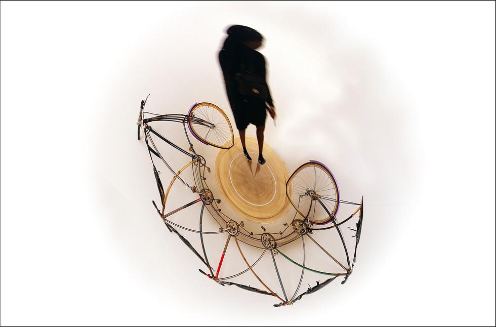 'Cycle Phobia' by Brian Mason (12 marks)