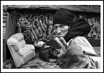 'San Francisco Resident' by Kieran D Murray ( 10 marks )