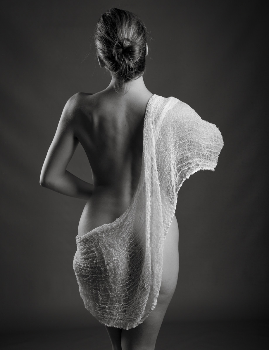 MONO - Draped by Ken Barrett (9 marks)
