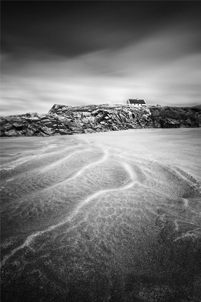 MONO - Tra Dhearg Beach by Derek Geddis (10 marks)