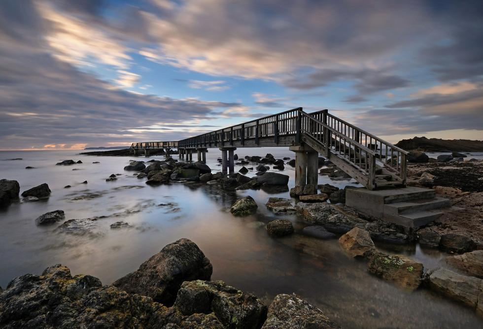 COLOUR - Pan's Rock by Brian Mason (9 marks)
