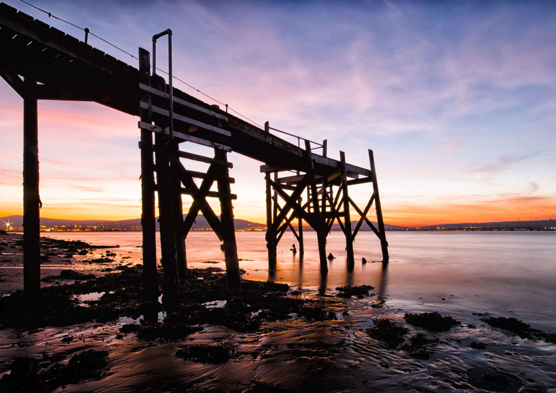 PDI - The Old Pier by Albert Boyle (7 marks)