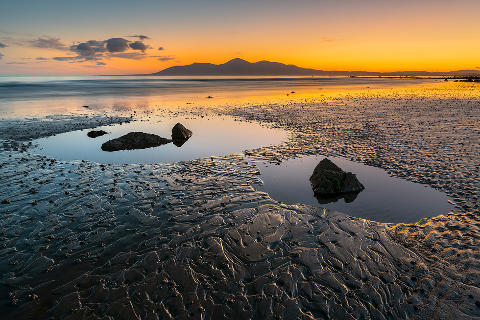 COLOUR - Murlough Beach by Thomas Richardson (11 marks)