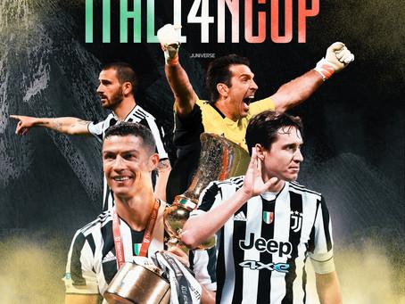 Coppa Italia, Atalanta – Juventus: non ci si crede, secondo trofeo stagionale per Pirlo