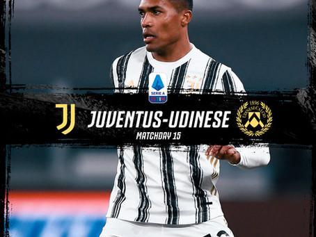 """Juventus – Udinese apre il mese del """"vietato sbagliare"""""""