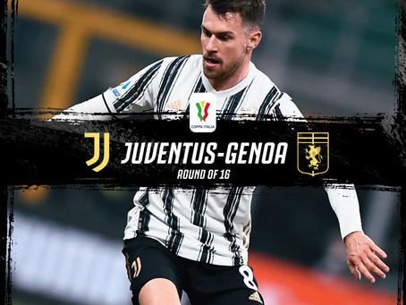 """Coppa Italia, tra ritrovate certezze, e """"infortuni"""", arriva il Genoa allo Stadium"""