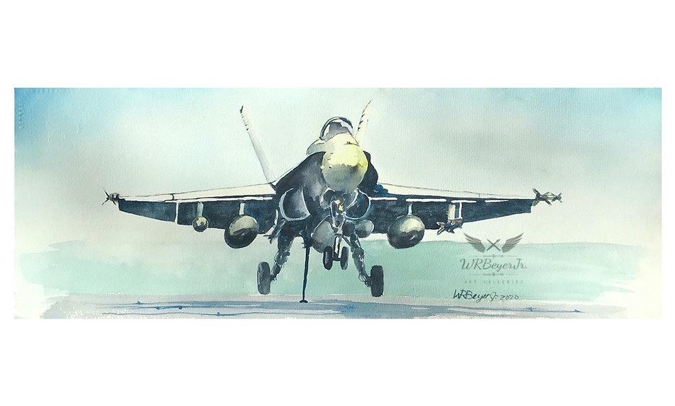 FA-18 Tail Hook
