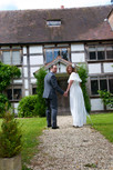 Herefordshire country wedding