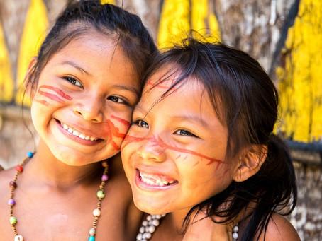 Todo dia será Dia do Índio!