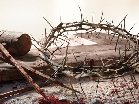 Sexta-feira da paixão: o dia em que o amor tomou forma de cruz