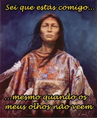 DEUS CONOSCO... SENTINDO, OU NÃO